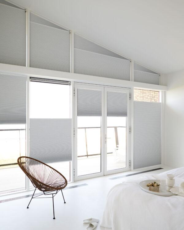 gordijn schuin raam best vormramen with gordijn schuin