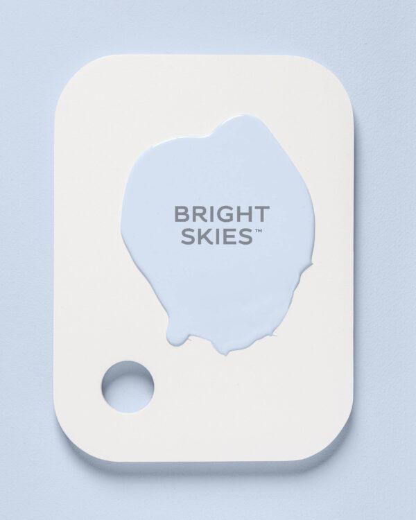 Bright skies, kleur van het jaar Flexa
