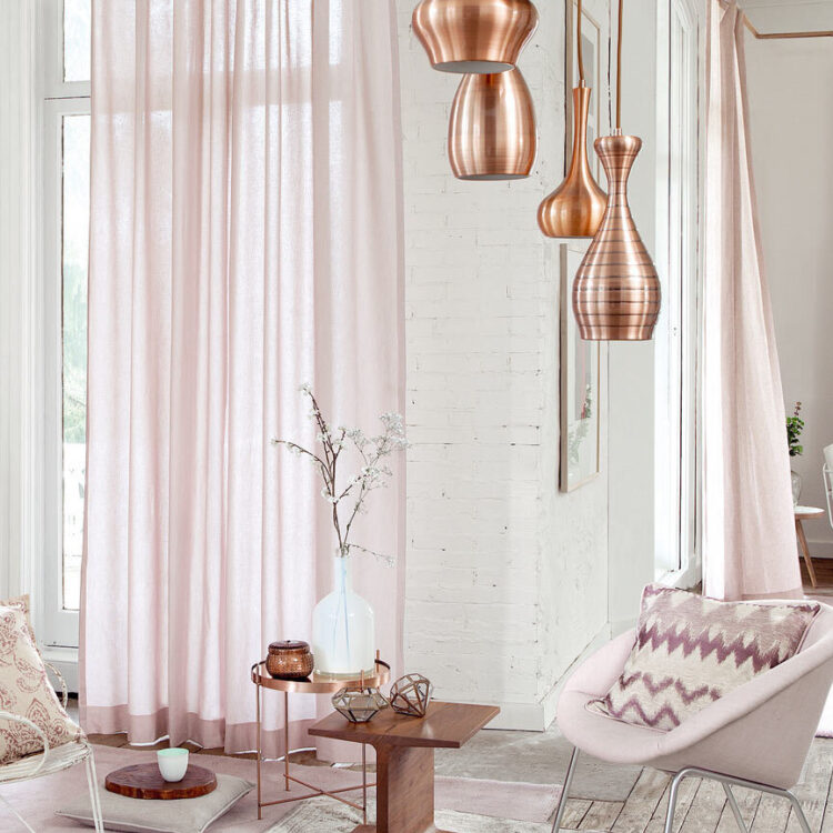 Vitrages - dunne gordijnen, de vitrage, verkrijgbaar bij Thuisin